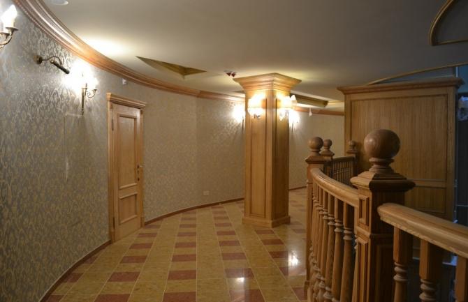 холл второй этаж