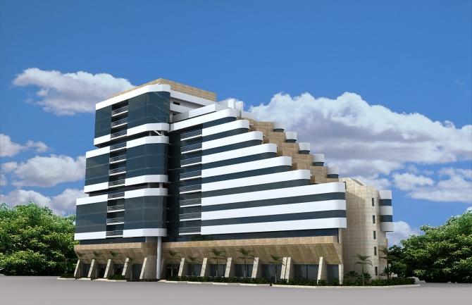 Продаётся 15–и этажный жилой комплекс в Алуште