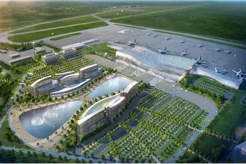 Стало известно, как в Крыму будет выглядеть новый аэропорт