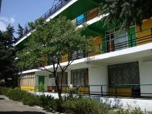 Продаётся Детский оздоровительный центр «Каскад» в Алуште